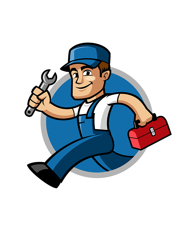 plumber cartoon trusted plumbing professionals in denver and aurora colorado co residential and commercial